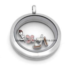 China magnetic pendant jewelry magnetic pendant jewelry 20mm 25mm 30mm round magnetic 316 stainless steel floating locket pendants aloadofball Images