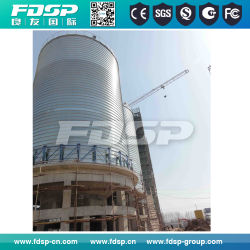 Long Working Life Galvanized Steel Storage Tank