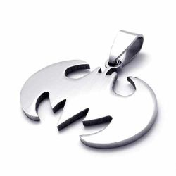 Factory Supply Hero Batman Pendant with Chain