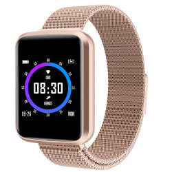 Wholesale Watch High Quality Fashion Sport Health Watches Product Bluetooth Smartwatch Phone Hl19 Smartwatch for NFC