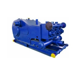 Long Lifespan Great Quality Piston Mud Pump for 300m Deep Borehole Drilling Rig with OEM and ODM Service
