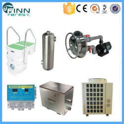 Heating Cleaning Disinfection Lighting System Swimming Pool Equipment