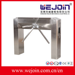 Full-Auto Tripod Turnstile with Card Reader Systems