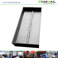 Custom TIG Welding with Sheet Metal Fabrication Parts in Laser Cutting
