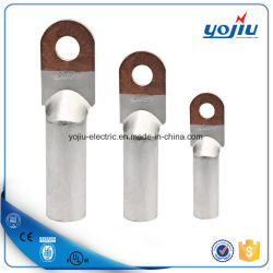 Made in China Good Price DTL-1 Aluminium Copper Bimetal Cable Lugs Types