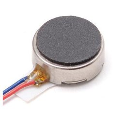 3V DC Micro Electric Motor Dia 8mm for Sports Watches