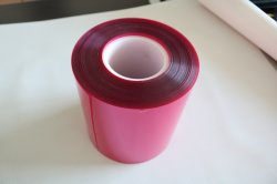 Pet Red Packing Film Translucent Multipurpose Wholesale Protective Roll Film