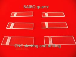 Baibo Professional Factory Clear Fused Thermal Quartz Glass Plate