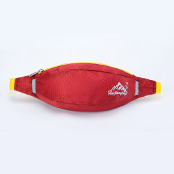 Hot Product Trendy Fashion Travel Cycling Sports Fanny Pack Hip Pack Belt Bag Waist Bag