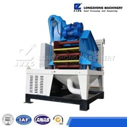 Bored Pile Desanding Plant, Well Drilling Slurry Treatment