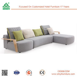 Furniture Modern Couch Living Room Corner Sofa Bed With Cushion