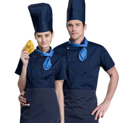 Custom Made Cheap Chef Work Wear Uniform Clothes for Chef