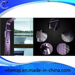 Wholesale Newest Design Purple Top Shower Sets with High Quality