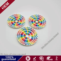 Custom Printed Colourful Disposable Wholesale St& Silver Gold Foil Paper Plates  sc 1 st  Made-in-China.com & Custom Printed Paper Plate China Custom Printed Paper Plate ...