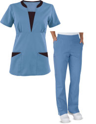 Customized Wholesale Workwear Nurse Medical Uniform