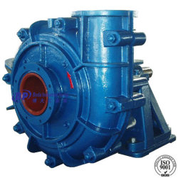 China Factory High Pressure Centrifugal Slurry Pump
