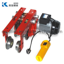 td 1t motorized trolley for micro wire rope hoist pa600, pa800 and pa1000