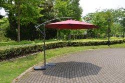 Hot Sale 10FT or 9 FT Outdoor Patio Garden Banana Umbrella for Side Pole