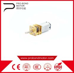 DC Gear Motor Mini Metal Solar Motor with Wholesale Price