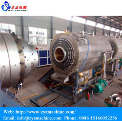 HDPE/PE Pipe Underground Sewage Pipe Production Line/Extrusion Line