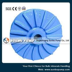 High Chrome Alloy Wear Resistance OEM Centrifugal Slurry Pump Spare Parts