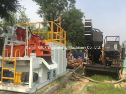 220gpm Trenchless Mud System Drilling Rig Horizontal Directional Drilling Operation