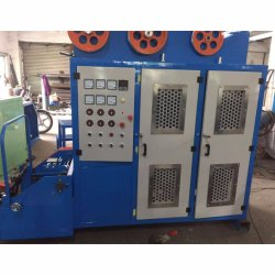 Wire Cable Tape Concentric Tapping Wrapping Machine