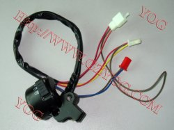 Wholesale Price Motorcycle Spare Parts Handle Switch for India Model Bajaj Boxer Tvs Star