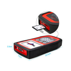 2018 Original Autel Maxicheck DPF Reset Tool Diagnostic Tool Obdii&Can Maxicheck-DPF 1 Year Free Update Online Resets The DPF Light