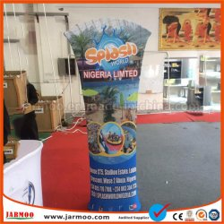 Portable Light Weight Tension Fabric Pop up Counter