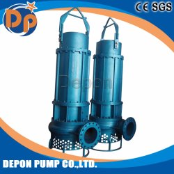 China Pump Supplier for Submersible Slurry Sand River Suction Pump with Agitator