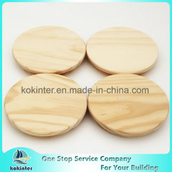 Wooden Lid Wooden Cover Wood Cap Wood Shell Wood Top for Cup/Bottle