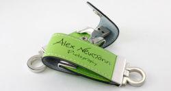 Classy Leather USB Flash Drive (ALP-027U-1)