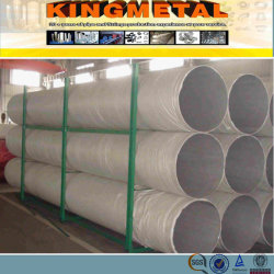 ERW Efw Welded Stainless TP304/304L 316/316L Steel Pipe