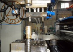 Automatical Horizontal Moving Model for Cable Tray Roll Forming Machine