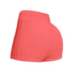 Women Gym Jogging Yoga Shorts Leggings Breathable Women's Yoga Short Sports Fitness Solid Color Thin Skinny Shorts
