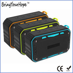 Rectangle Design Outdoor Use Waterproof Sports Bluetooth Speaker (XH-PS-514)