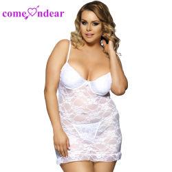 09934f3e891 Women Transparent Dress Honeymoon Sexy Nighty