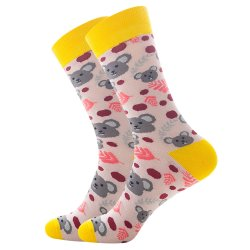 Men Women Born Baby Kid Girl Boy Children Nylon Polyester Bamboo Jacquard Cotton Sock Ankle Crew Sock Toe Sock Knee High Sport Compression Ski Football Sock