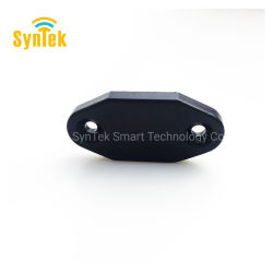 ISO18000-6c Anti Metal Patch RFID UHF Tire Tag for Car Pass Management
