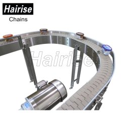 Bottle Can Beverage Plastic Belt Chain Conveyor