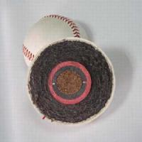High Qualty Factory Leather Cover Wool Wings Baseball