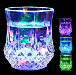 Creative Colorful LED Light Pineapple Inductive Rainbow Color Cup