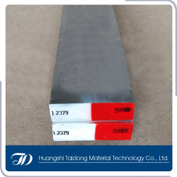 Hot Forged Mould Tool Steel H13 H11 ESR Special Alloy Tool Steel Bar