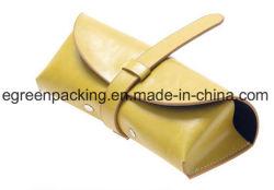Yellow with Bandage Soft PU Leather Eyeglasses /Sunglasses Case (DS6)