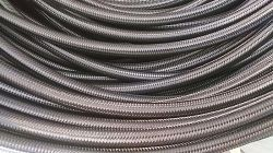 Steel Wire Braid Textile Covered Oil Transfer Rubber Hose R5 Factory