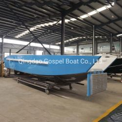 Weld Aluminium Landing Craft for Building Material Goods Transport