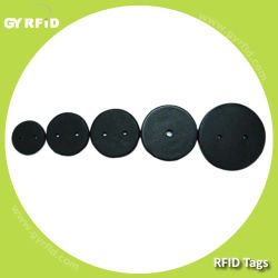 ISO15693 Lf Hf UHF RFID Laundry Button Tag