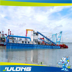 Hydraulic Cutter Suction Dredger for Sand Dredging and River Dredging