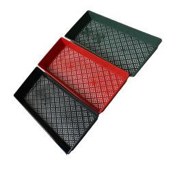 Durable Use Hydroponics Barley Fodder Nursery Seedling Plate Tray 4X8